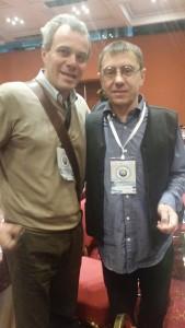 Yo y Juan carlos Podemos junio 2015