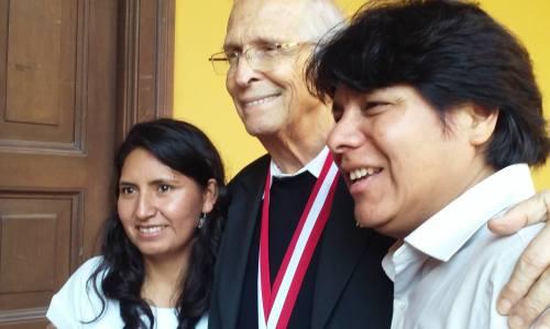 cussianovicy y tania honoris causa
